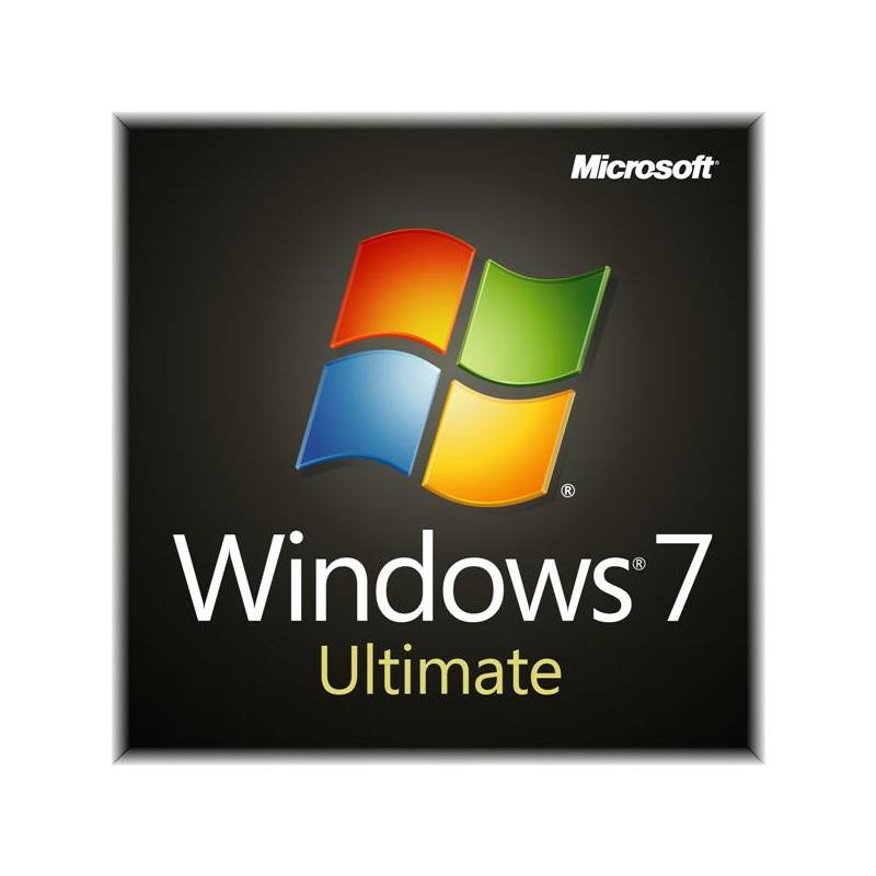 MS Win Ult 7 SP1 64-bit Czech 1pk OEM DVD
